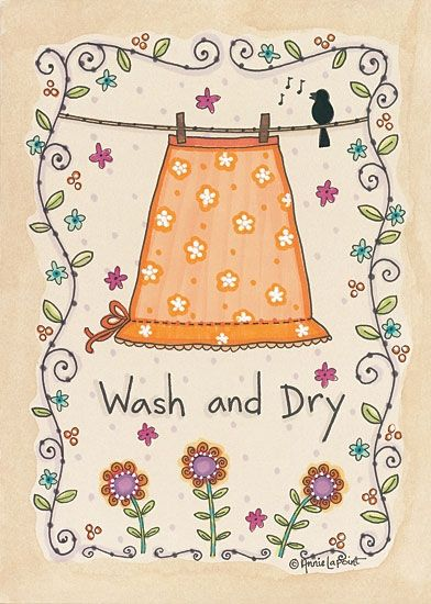 Wash and Dry (Annie LaPoint)