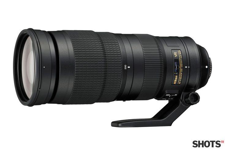 Nouvel article à lire sur SHOTS : Nikkor 200-500mm, Nikon annonce un super zoom télé à prix canon. nikkor 200-500mm SHOTS