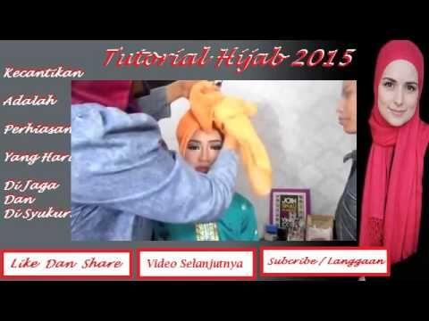 Tutorial Hijab 2015 ~ Hijab Turban Modern Terbaru 2015 Untuk Wisuda Muda...