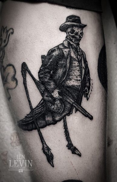 Ien Levin is a tattooer based in Kiev, Ukraine.    http://inkbutter.com/tattoo-inspiration-ien-levin