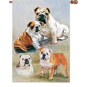 28 In Flag - Bulldogs