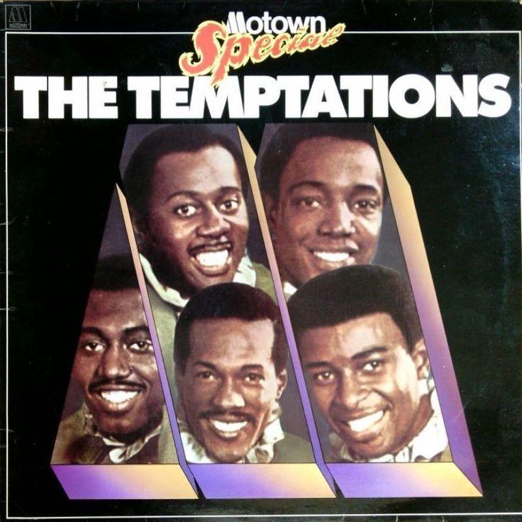 12 Best The Temptations Album Covers Images On Pinterest
