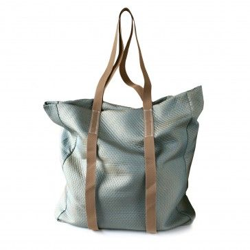 shopper bag, recycled fabric, dominika naziebly