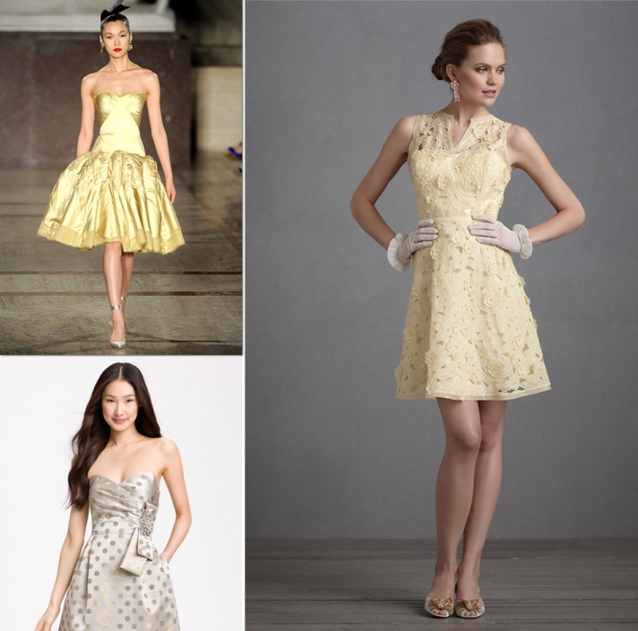 From Catwalk to Aisle: Chic Dresses for B-Maids