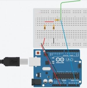 Arduino Lightning Detector