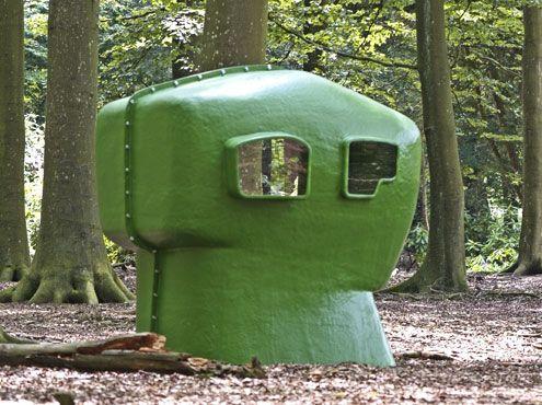atelier van lieshout / workskull / 2005