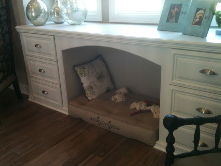 Dog bed! | LIVING ROOM