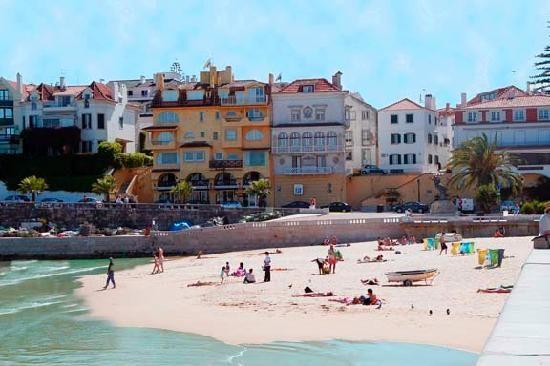 Cascais my childhood memories!  Baía de Cascais a caminho do Guincho a minha praia preferida!