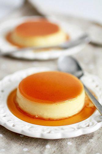 Creme Caramel, Flan recipe source : donna hay magazine, issue 46 (aug/sept 09)