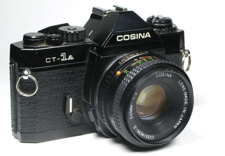 Cosina CT1 A