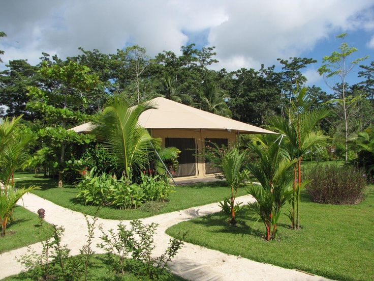 Accommodation - Our beautiful tents in Costa Rica, Glamping