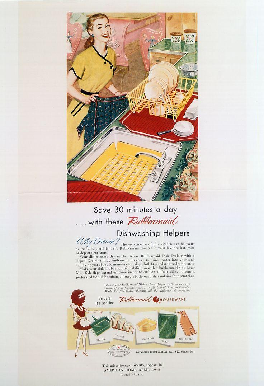 110 best Rubbermaid images on Pinterest | Vintage kitchen, Retro ...