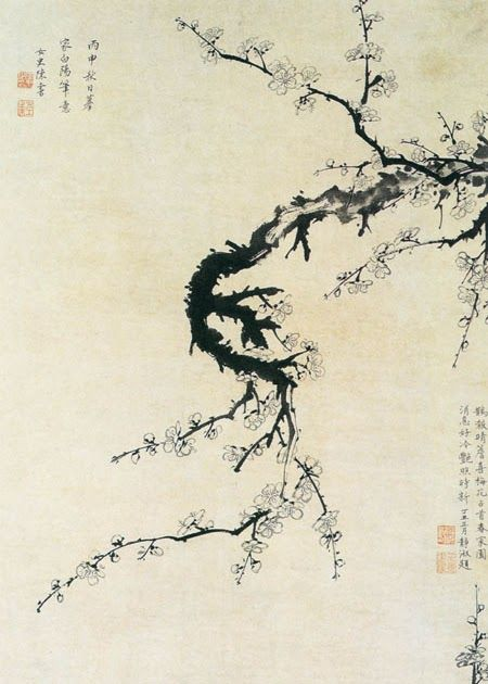 """Chen Shu (1660-1736). Shanghai Museum   """"I have received so majestic results that I myself was astonished, and it would be a great pity to l..."""
