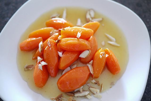 The Hong Kong Kitchen in Canada: Easy Glazed Carrot | 蜜甘筍