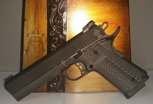 Rock Island Armory 1911 - 22TCM with 9mm Conversion