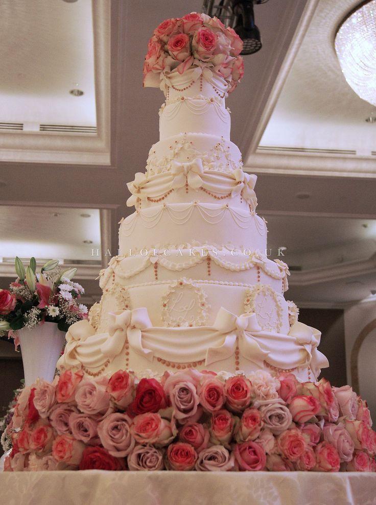 Tattoo Cake Wedding Beautiful