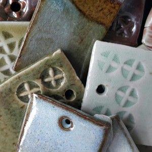 Collection of ceramic recipes: Celadon/Chun. Clara Giorello