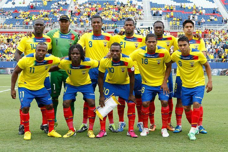 Ecuador soccer team roster 2014 World Cup   Ecuador national football soccer team