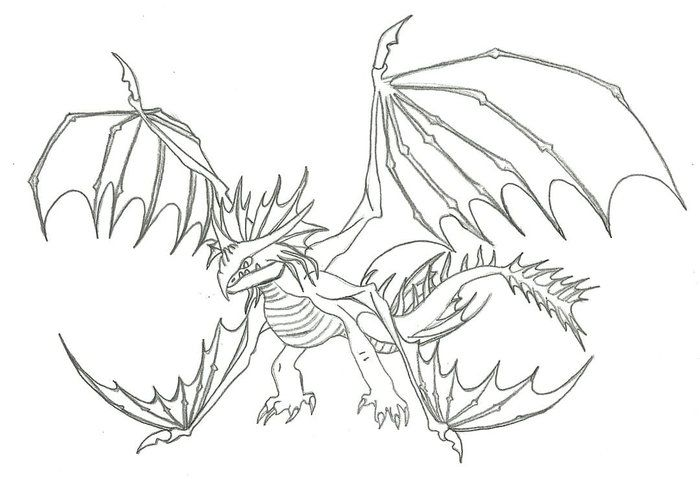 Cool Dragon Coloring Pages Dragon Coloring Page Coloring Pages How Train Your Dragon