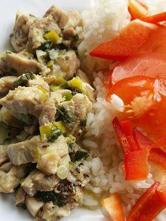 Vaříme bez tuku: Kuře v páře