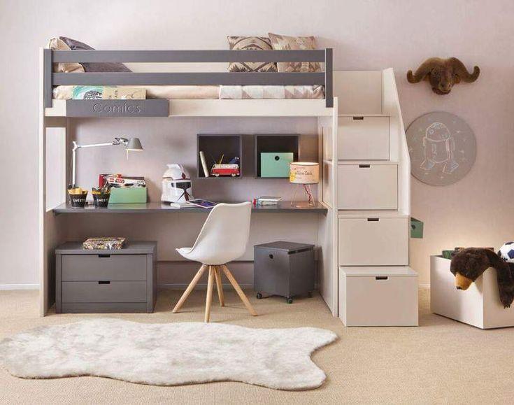 Play And Study Bunk Bed Vysněn 233 Pokoje Design Ložnic A Pro Domov