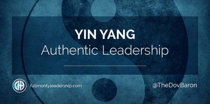 Kickstart your day with a good read!⚡️YIN YANG AUTHENTIC LEADERSHIP:  http://crwd.fr/2riOmCq