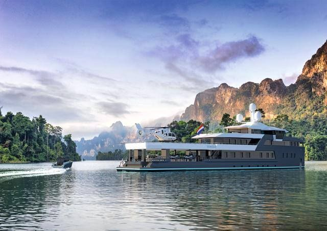 #design #events #excellence #amels #damen #mys2017 #seaxplorer55 Introducing the SeaXplorer 55 expedition yacht at the Monaco Yacht Show What's new on Lulop.com http://ift.tt/2xFnfrr