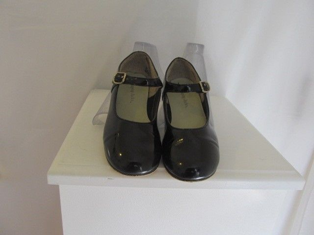 手机壳定制hong kong chrome hearts price Girls Jumping Jack Black Patent Leather Shoes Size  W JumpingJacks DressShoes