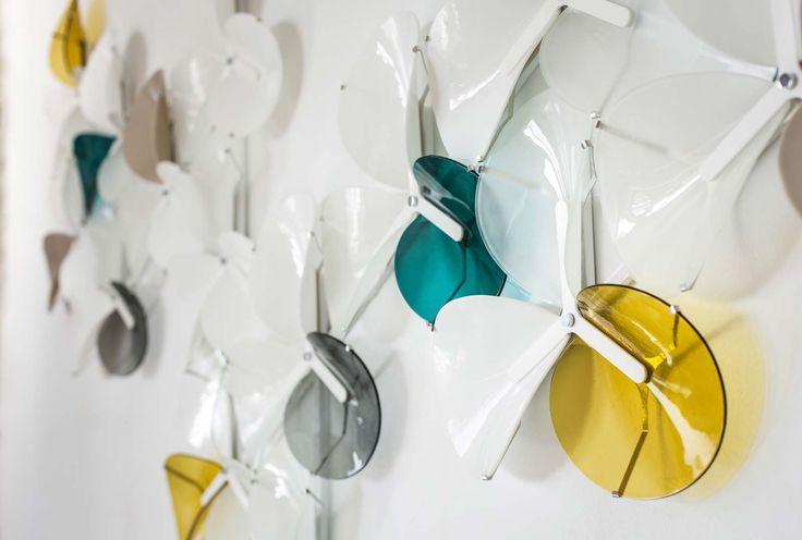 Glass Detail | Petalo Collection #AtelierMel #Installation #Bespoke #Tailored #Digital #Collection #Design #Crafts #HandMade #GlassArtisan #Petalo #System #BespokeGlass #Art #Sculpture #Piece #Lighting #Luxury #Mediterranean #InteriorDecor #Lounge #LivingRoom #Experience #Lighting #Petalo #Lamp #Wall #Lighting #Fixture #Luxure #Fresh #Genuine