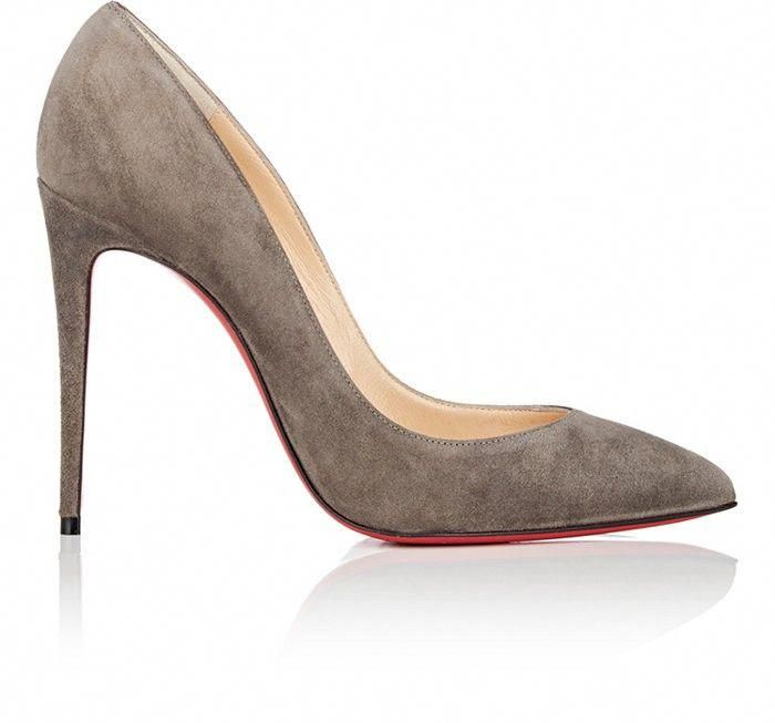 CHRISTIAN LOUBOUTIN Pigalle Follies Suede Pumps.  christianlouboutin  shoes    ffeeab4e620a