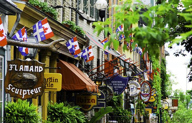 Quebec City's Best Hangouts, Approved by Locals. Tips for visiting Quebec City.