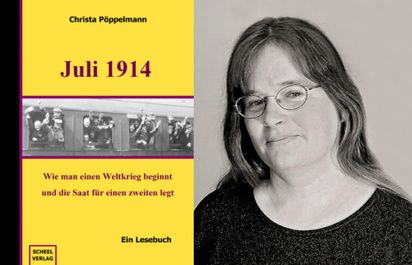 """""""Schulddebatte wie nach 1918""""   L.I.S.A. - Das Wissenschaftsportal der Gerda Henkel Stiftung"""