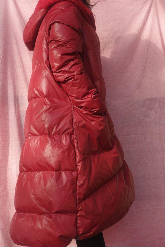 3eaf077f365 A-Line Long Down Coat, Winter Down Coat,Women Coats, Thick Women Warm Down  Coat Many Colors Custom Made Any Size | buy in 2019 | Long down coat, Down  coat, ...
