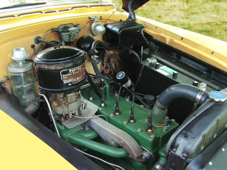 Chrysler Inline 6 Cylinder Engine Description Pontiac
