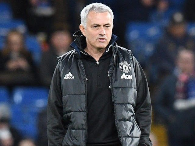 Manchester United's Jose Mourinho hits back at 'Judas' jibes from Chelsea fans