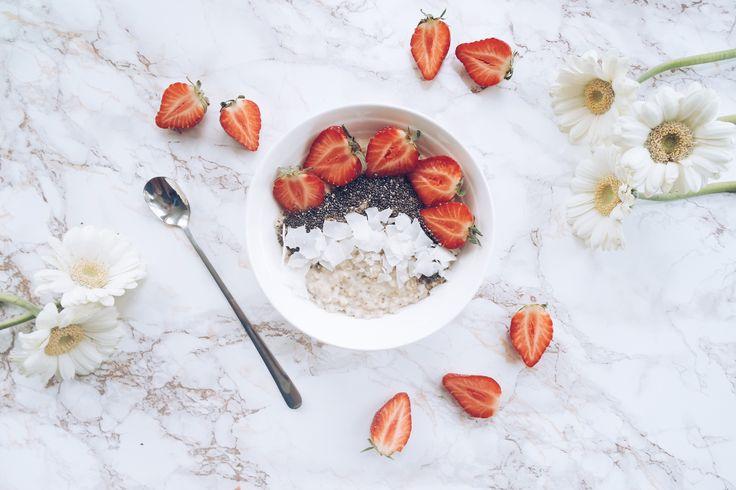 gesundes Frühstück, Porridge, Bio Chia Porridge, Chiasamen, Vitafy, Frühstücks Ideen, Porridge Ideen, Guten Morgen, Rezept Frühstück, gesunder Snack, Mamablog, Babyblog, Leben mit Kind