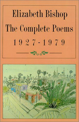 elizabeth bishop and her poem filling Elizabeth bishop's use of language in her poems has allowed readers to grasp a better understanding of feeling in her poetry during the beginning of bishop's.