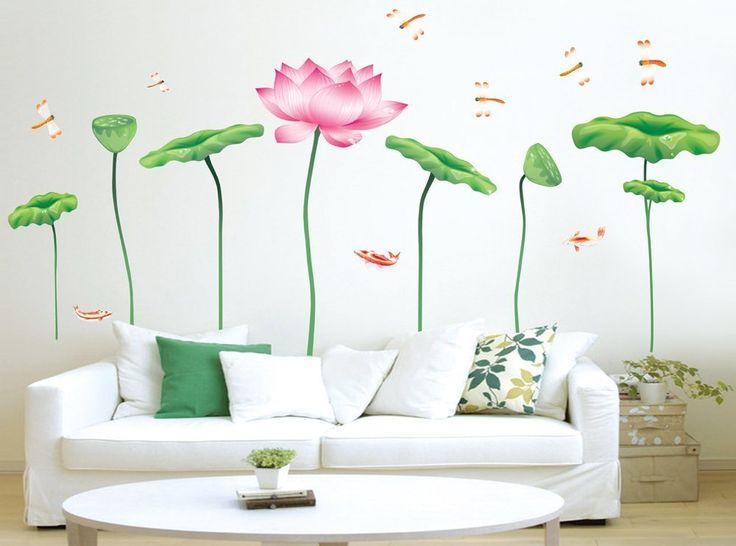 149 Best Wall Decals Images On Pinterest | Two Birds, Green Leaves And Nine  Du0027urso Part 32