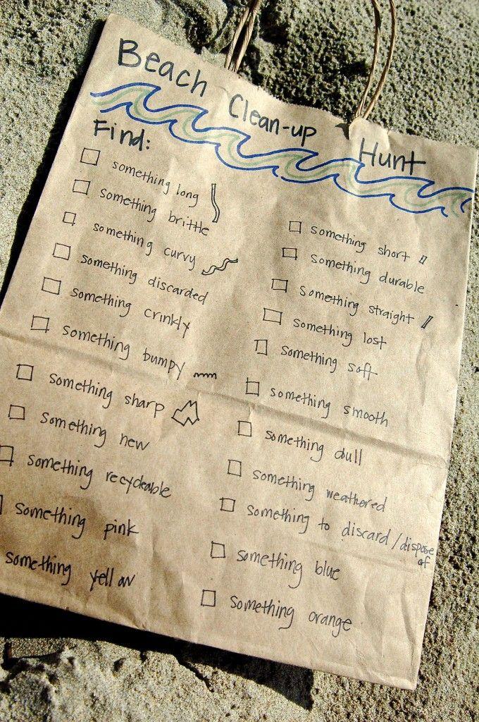 Best 25+ Outdoor scavenger hunts ideas on Pinterest ...