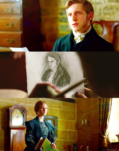"""""""Is this how you perceive me, Miss Elliott? ….Well, how fierce I am."""" Jane Eyre (2011)"""