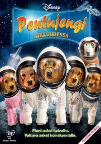 Pentujengi avaruudessa (discshop.fi tarjous 6e)