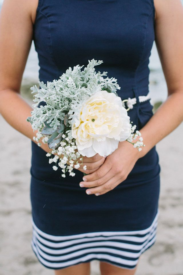 Navy Blue Nautical Wedding Creative Inspiration Pinterest And Bridesmaid