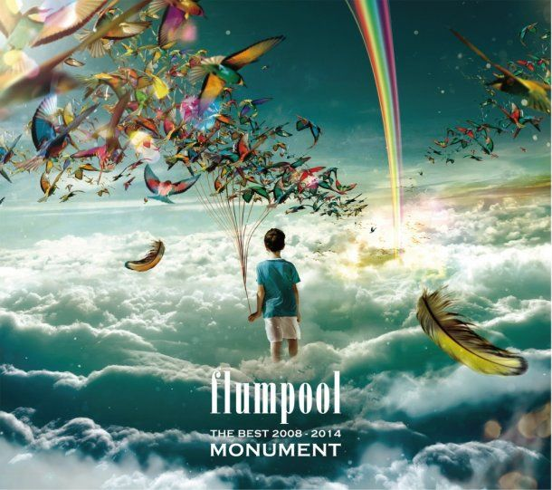 flumpool - The Best 2008-2014『MONUMENT』