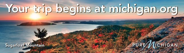 First look at the Pure Michigan fall 2013 ads