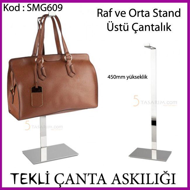 tekli çanta askılığı SMG609