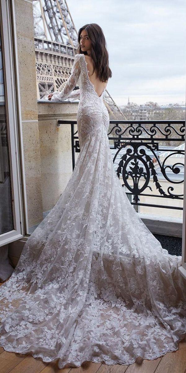 30 Breathtaking Low Back Wedding Dresses Wedding Forward Wedding Dress Accessories Wedding Dresses Top Wedding Dresses