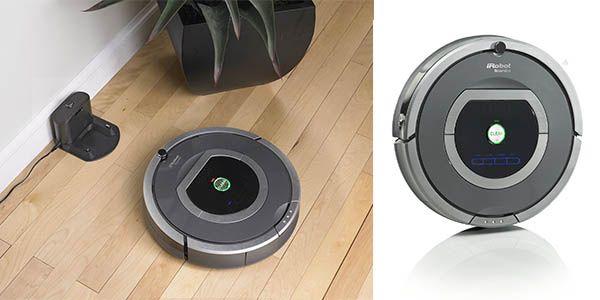 Chollo Aspiradora iRobot Roomba 782 por sólo 429€ con Envío Gratis