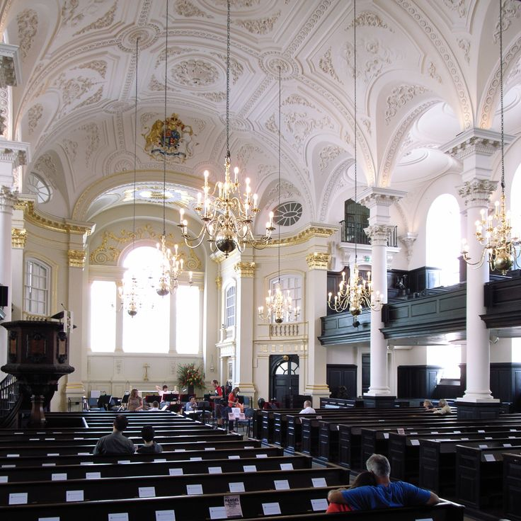 Wedding Location St Martin In The Fields