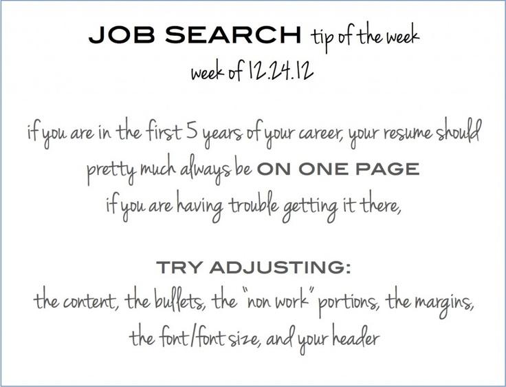 Elegant Get Your Resume Down To One Page! Http://www.prepary. Job Search TipsMicrosoft  WordResumeHuntingCurriculumDeer Hunting