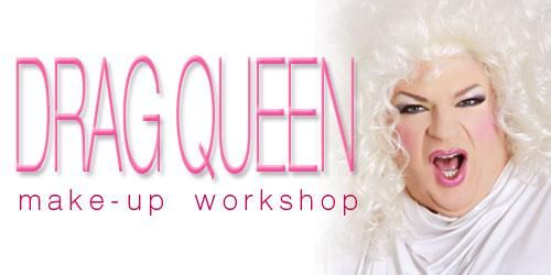workshop drag queen stefania d'alessandro - roma 7 maggio 2012